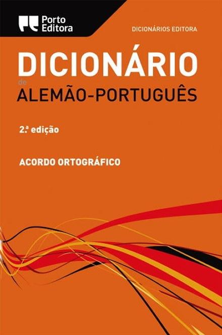 de => pt - Dicionário de Alemão-Português. Porto Editora. http://www.portoeditora.pt/produtos/ficha/dicionario-editora-alemao-portugues?id=125724 | https://www.facebook.com/PortoEditoraPortugal