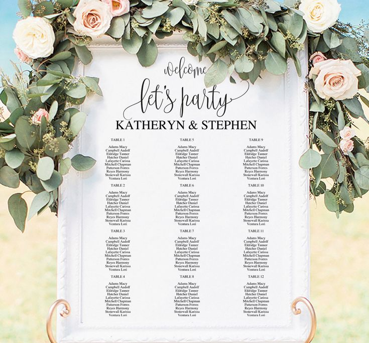 The 25+ best Wedding seating plan template ideas on Pinterest - free wedding seating chart templates
