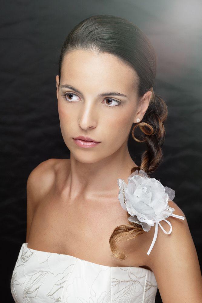 Mua / HS Vanità di Paola Magrini  Ph Livieri Andrea  Model Anna