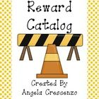 Tired of always spending money on treasure chest items  rewards for your classroom?  Here was my answer...an inexpensive, self-choice reward c...
