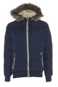 Mens Padded Ski Jacket for £62.00 #warm #mensfashion #bravesoulcouk http://www.bravesoul.co.uk/shop/clothing/mens-padded-ski-jacket?colour=Navy