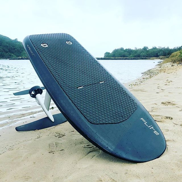 Reserve Fliteboard Electric Hydrofoil Surfboard Hydrofoil Surfboard Surfboard New Flyer