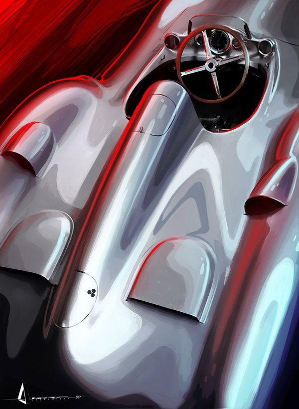 automotive ART by theARTofGOTHIC.deviantart.com on @DeviantArt