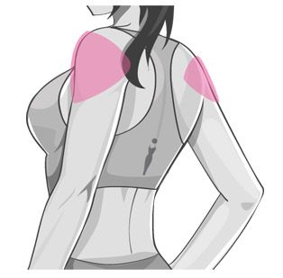 This website let's you pick the part of your body you want to work and then gives you the works outs!!