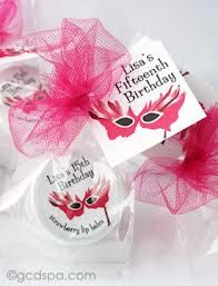 quinceanera party favor - Google Search