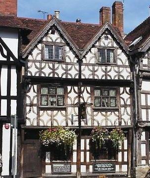 Garrick Inn - Stratford upon Avon. Yeah I remember that Notable Garrick