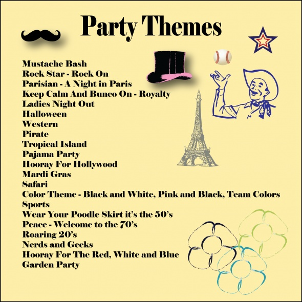 2907a122ce526e5af08fd5e1f3b994ff--bunco-party-themes-bunco-ideas
