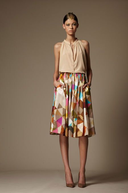 Tribune Standard | Spring 2013 Ready-to-Wear Collection | Style.com