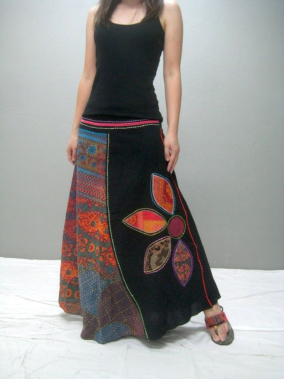 Gypsy skirt (266.4)