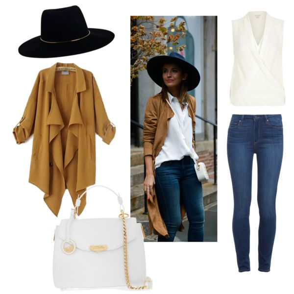 Mix & Match A/W by doubleblonded on Polyvore featuring polyvore, fashion, style, River Island, Chicnova Fashion, Paige Denim, Zimmermann and Versace