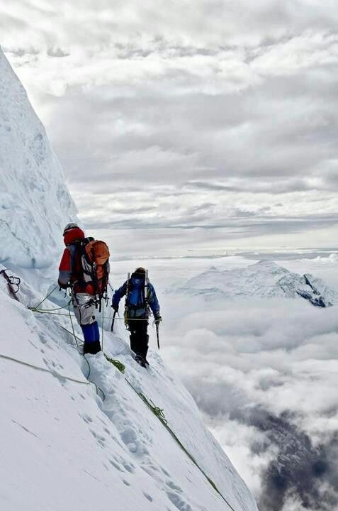 Other view K-2 hill Pakistan