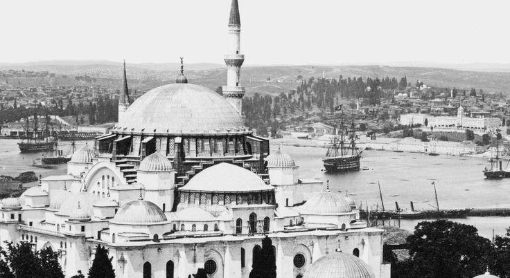 Ottoman Istanbul, 1860s (Osmanlı İstanbulu, 1860'lar) #OttomanEmpire
