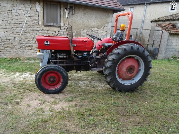 tracteur massey ferguson 140 machine agricole pinterest materiel agricole tracteurs et. Black Bedroom Furniture Sets. Home Design Ideas