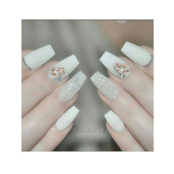 30 mejores imágenes de Nails en Pinterest   Diseños de uñas, La uña ...