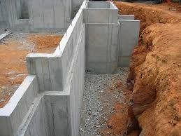 There are three types of conventional concrete foundation: poured, concrete block, and post-and-pier. Learn more about your home's #foundation and how best to maintain it with these great tips. http://www.hometips.com/how-it-works/house-foundation-types.html