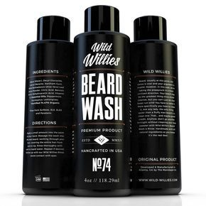 Best Beard Shampoo and Conditioner