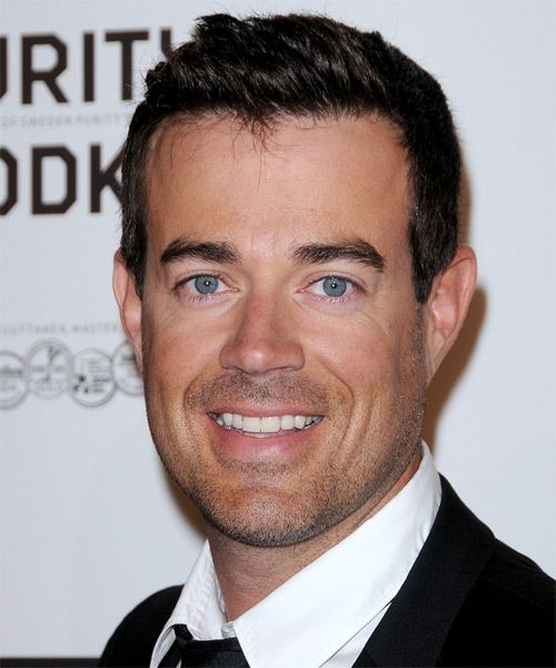 Carson Daly Hairstyle last