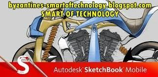 SketchBook Mobile v2.1 Apk | Smart of Technology - Autodesk SketchBook Mobile is a professional-grade colour along with illustrating software created for your mobile phone. SketchBook® Mobile provides a complete group of pulling tools along with delivers these individuals via a structured along with user-friendly user interface. Read too : Super Optimize v2.6 Apk.
