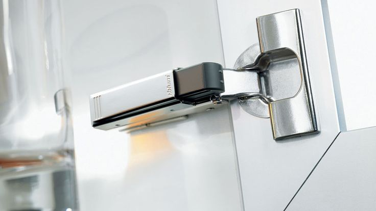 Stop Loud Slamming Cabinet Doors with Soft Close Hinges and Dampers