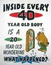40 Year Old Birthday Cards