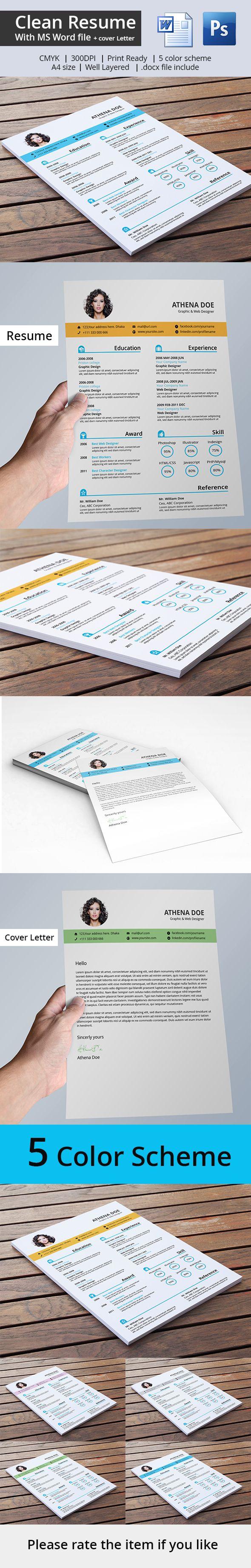 251 Best Resume Images On Pinterest Resume Ideas Resume Tips