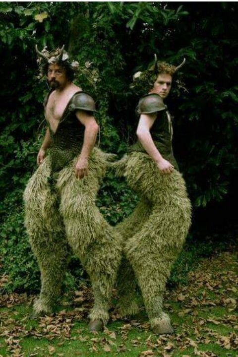 ♧♧       satyr costumes    ♧♧       by Wendy Froud    #satyr #costumes