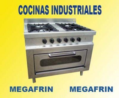 Cocinas industriales equipos para refrigeracion for Planos de cocinas industriales