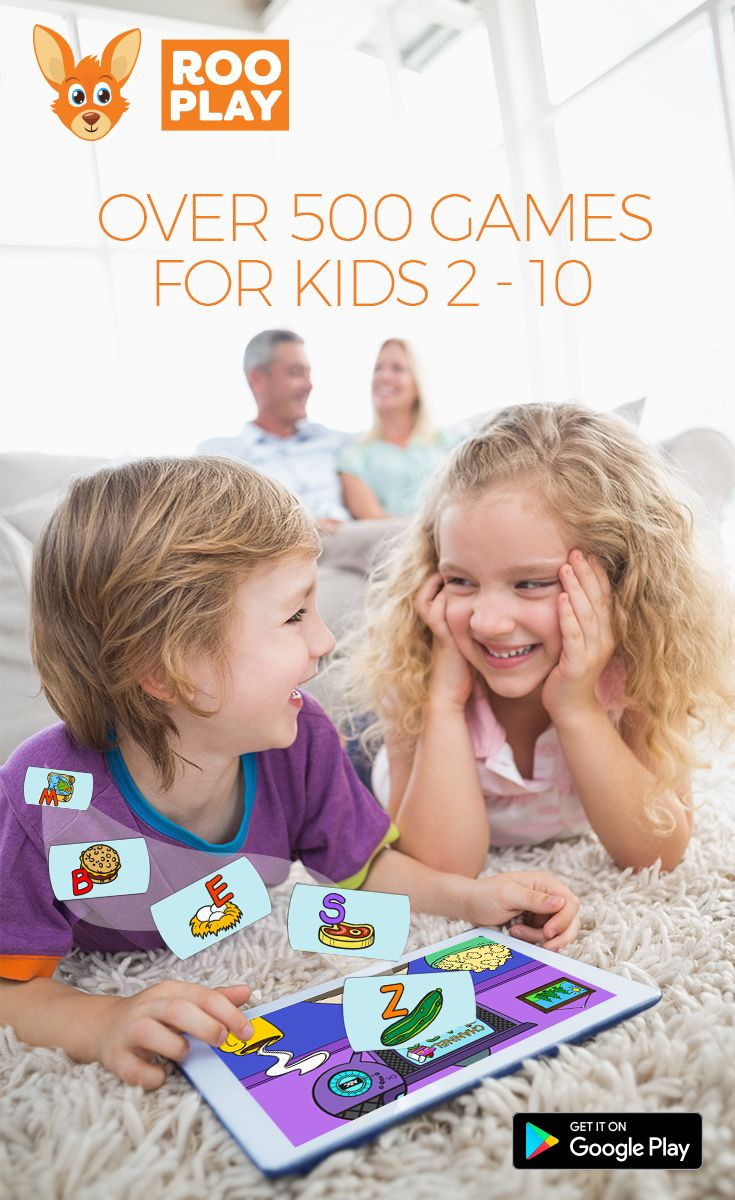 500 activities in 1 app for your child to learn, play and create. Available now.
