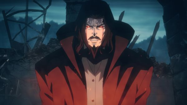 The Cast For Netflixs Castlevania Animated Series