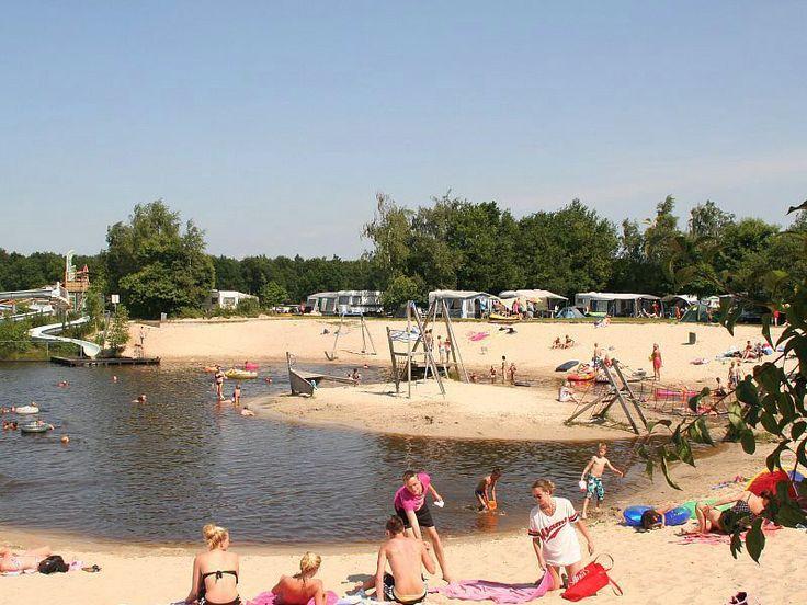 camping met strandvakantie in Overijssel