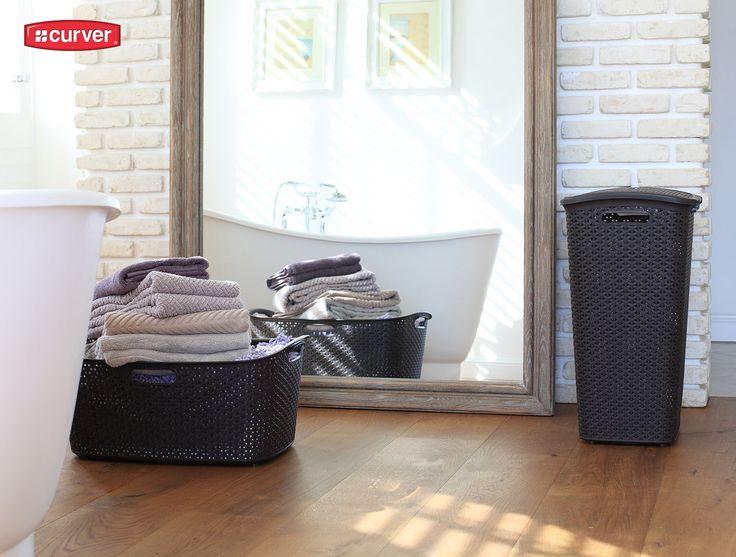 Homebase Bedroom Bin