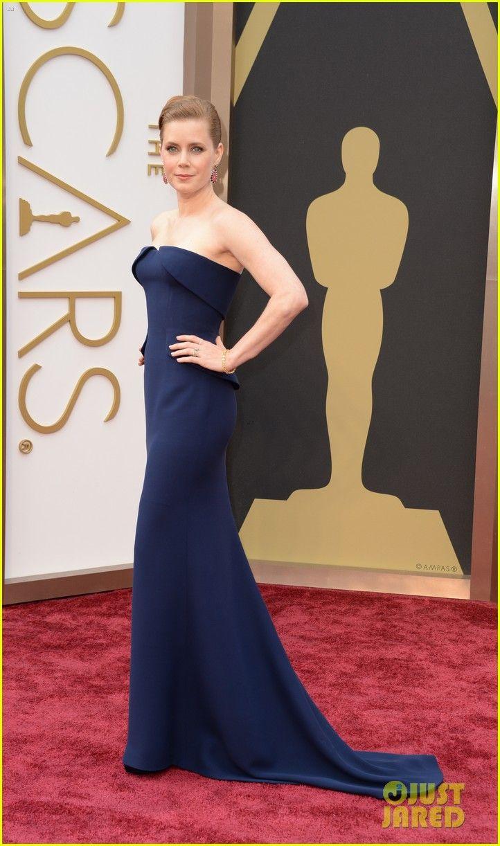 Amy Adams - Oscars 2014 Red Carpet with Darren Le Gallo | 2014 Oscars, Amy Adams, Darren Le Gallo Photos | Just Jared