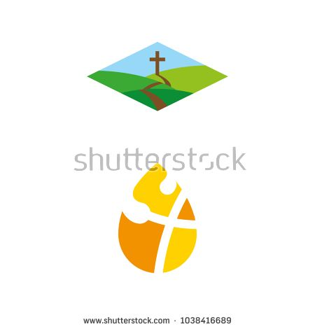 A set of religion icons