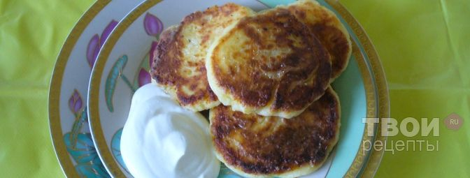 Рецепт сырников из творога. Как приготовить сырники - описание и ингредиенты. Рецепт сырников творожных с фотографиями.