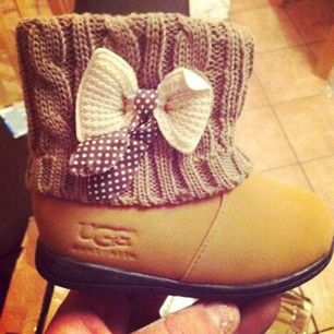 Baby Uggs <3
