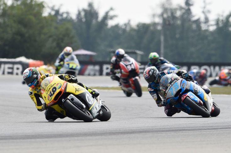 Rins, Czech Moto2 Race 2015