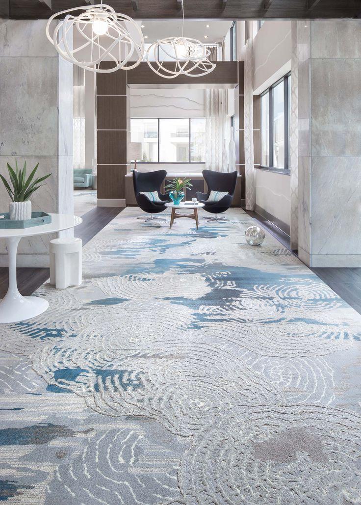 Category: Hospitality: Flooring/Carpet. Winner: Lakir by Durkan.