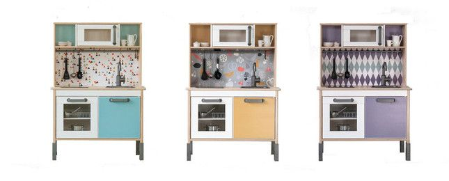 ikea duktig play kitchen for kids diy makeover ikea. Black Bedroom Furniture Sets. Home Design Ideas