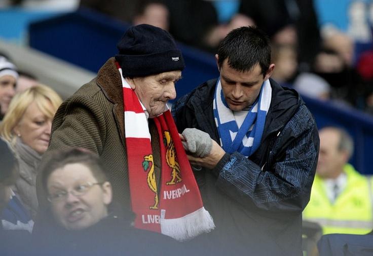 Everton vs Liverpool, The Merseyside 'Friendly' Derby