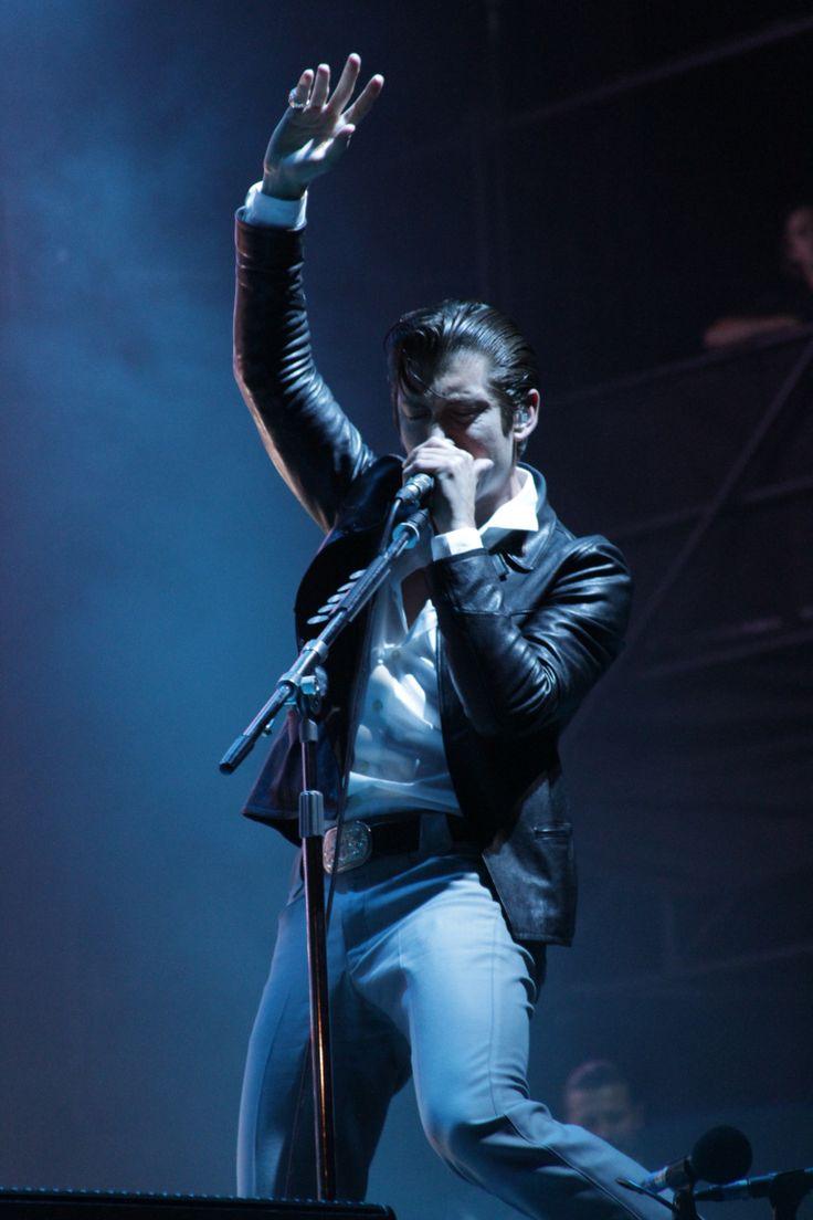 Arctic Monkeys,Lollapalooza, Chicago, 01.08.2014