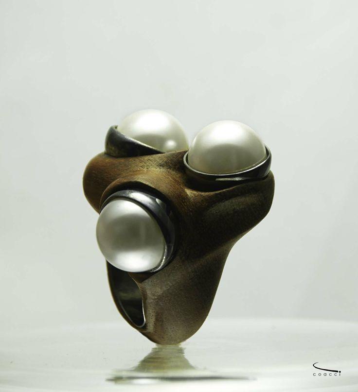 Pangea Ring - Ricardo Coacci