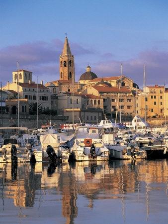 Sardinia, Italy -- family homeland