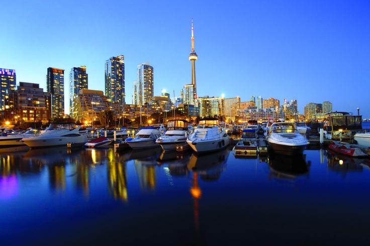 Harbour, Toronto, Ontario