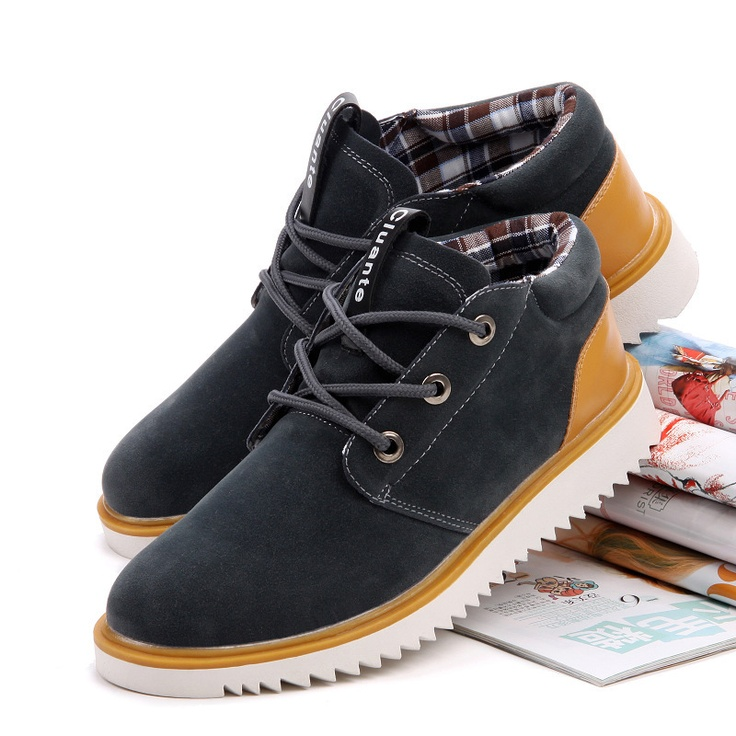 The new trend of special seckill winter men's cotton shoes shoes men's casual shoes the Adidas A002