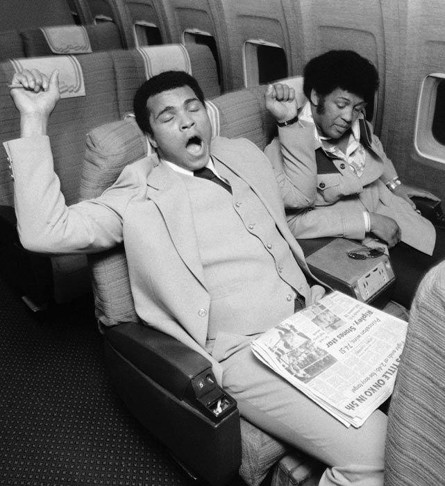 Throwback Evening Eye Candy: Muhammad Ali