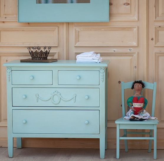 Bradshaw Kirchofer Mary Jane Dresser, available at #polkadotpeacock. #peacocklove #bradshawkirchofer