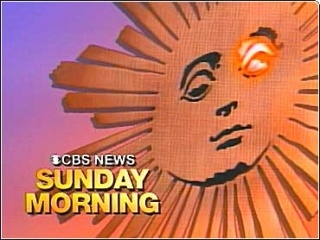 Charles Osgood and the gang on CBS Sunday Morning.