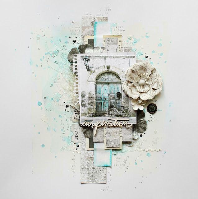 JaMajka: Stencil mania - layout