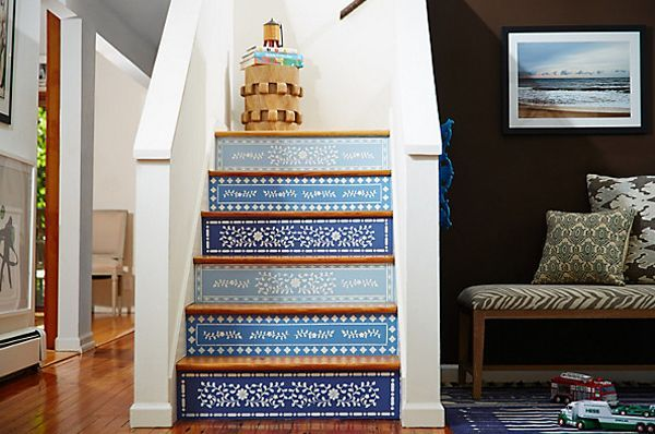 Best 17 Unusual Interactive Staircase Designs Painted Stairs 400 x 300