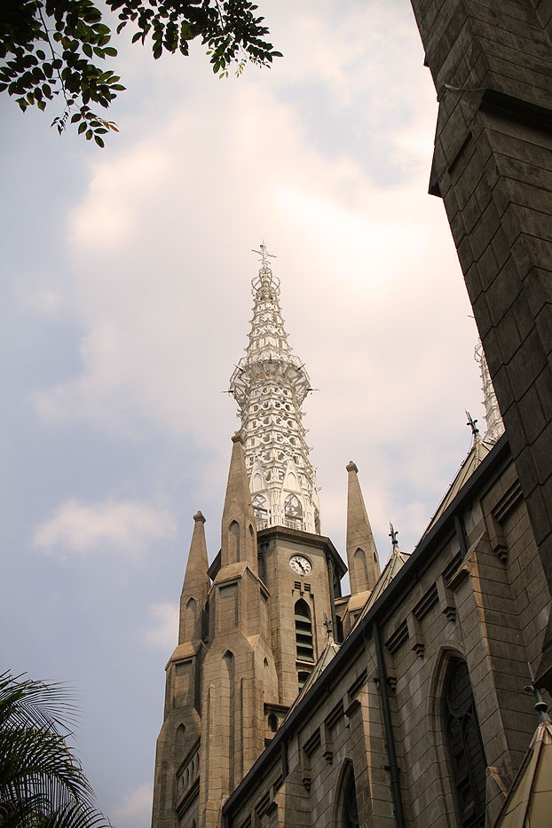 Cathedral. Jalan Katedral 7b. Jakarta.